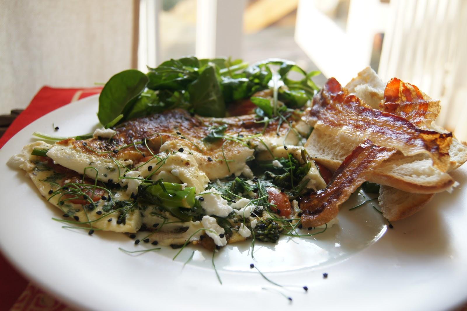 Souffle Omelet Recipe — Dishmaps