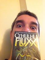 Cthulhu Fluxx Card Game by Looney Labs
