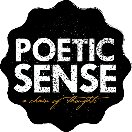 Poetic Sense |   A   Monthly  Dose  of  Poetry