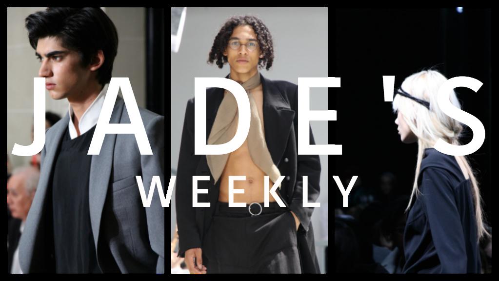Jade's Weekly