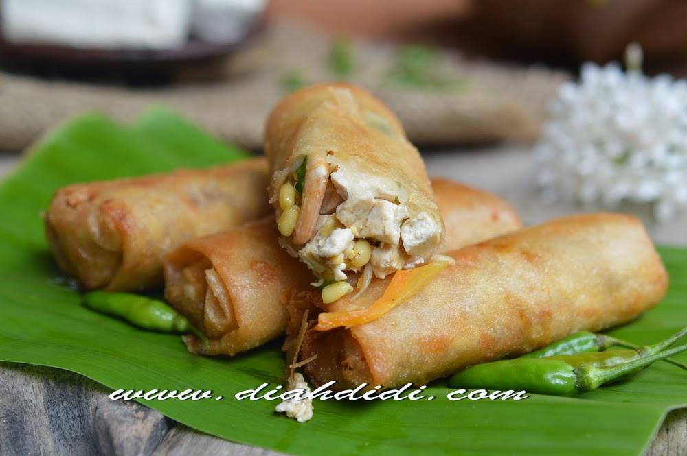 Diah Didi S Kitchen Lumpia Tahu