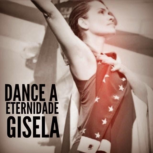 Até Logo,  Gisela...