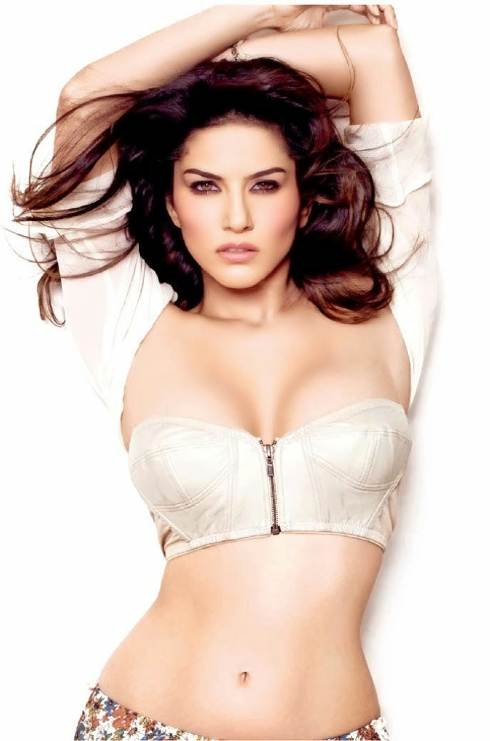 Baby Doll Sunny Leone Hot in Bikini HD Wallpapers Collection