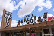 Historic Route 66 Pt 2 - Needles Ca Flagstaff Az