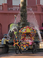 Trishaw - Dutch Sqaure, Malacca