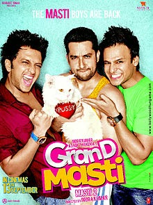 Watch GRAND MASTI 2013 full movie image free online