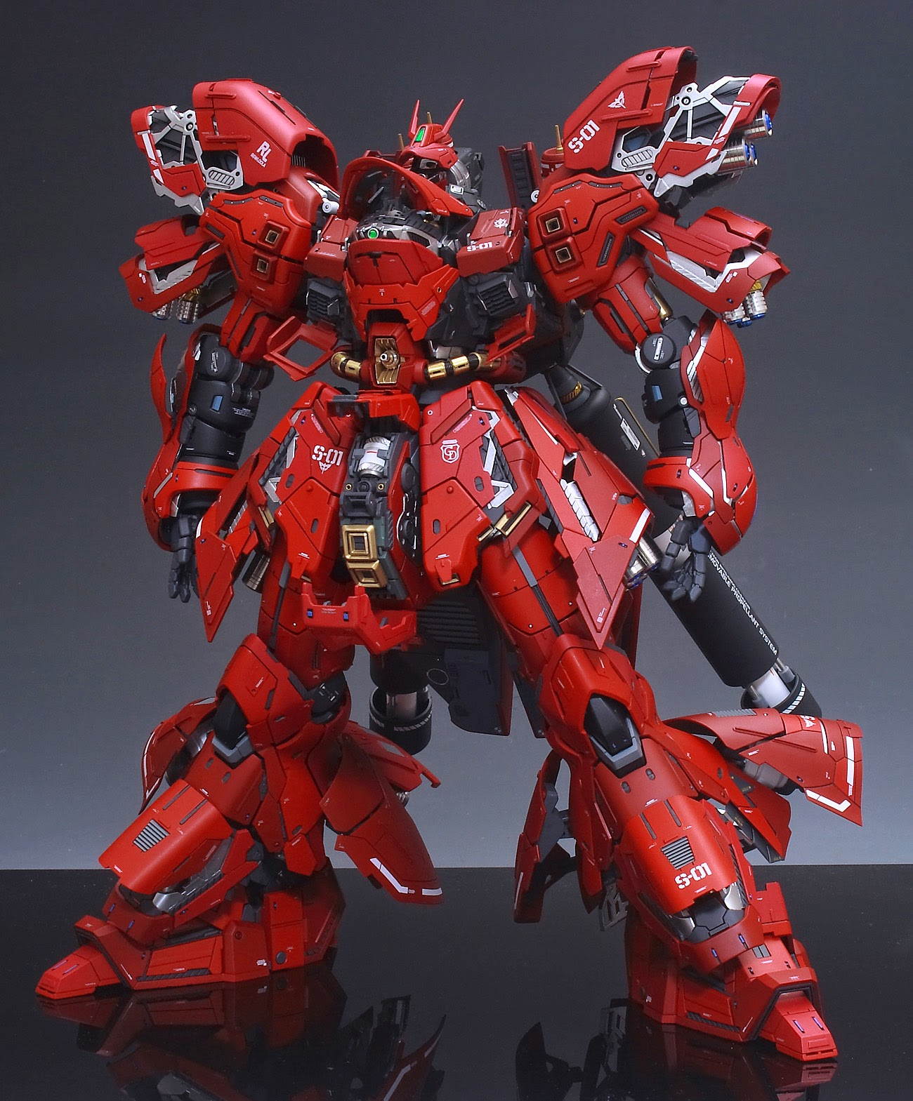 how to build real gundam