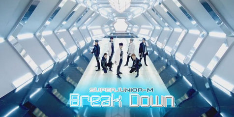 MV Super Junior M - Break Down