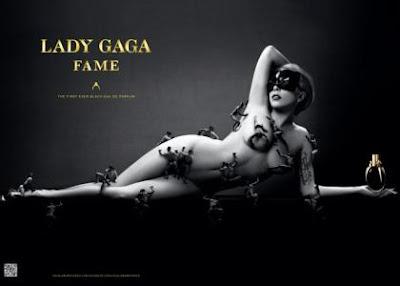 Lady-Gaga-Debuts-N*de-Fame-Ad-Campaign