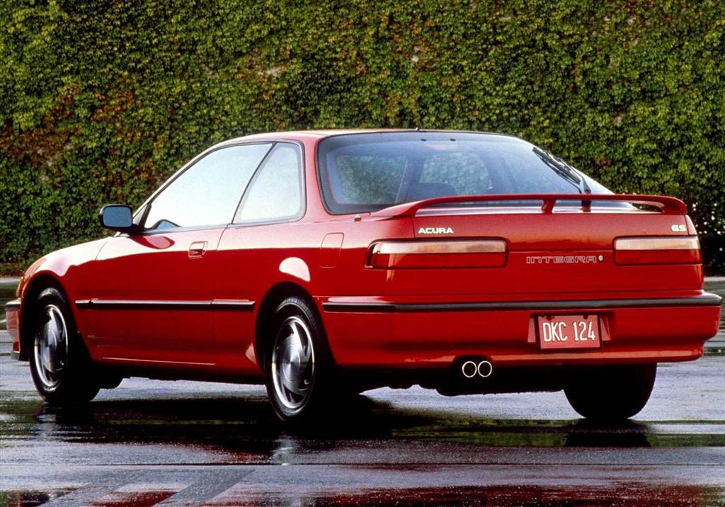 Sport Cars: 1990 Acura Integra Nice Car