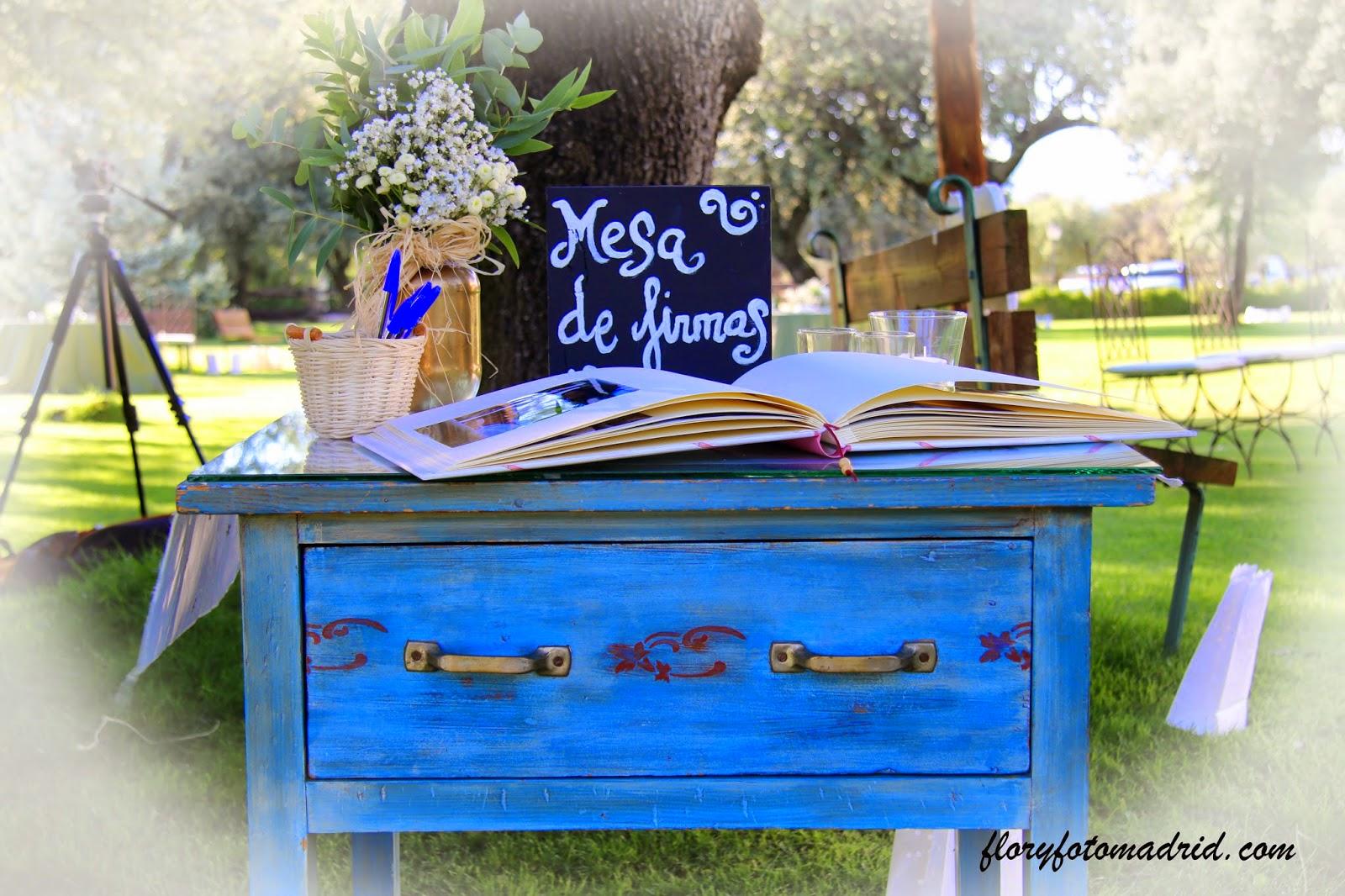 Decoraci n floral boda en el escorial flor y foto for Bodas en el campo decoracion