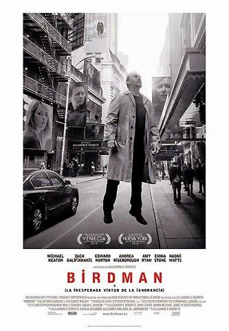 Birdman Alejandro González Iñarritu