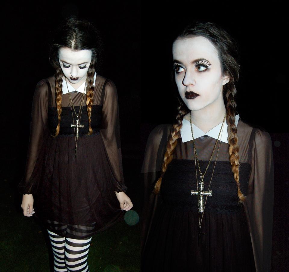 Какой костюм сделать на хэллоуин в домашних