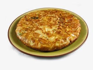 Tortilla de Huevos a la Española