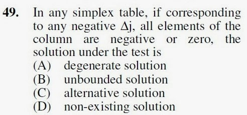 2012 June UGC NET in Computer Science and Applications, Paper III, Question 49