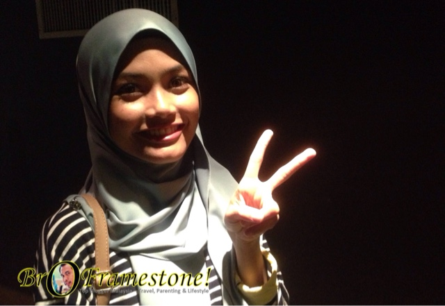 Nisa Kay Rindu Zaman Blogging Dulu