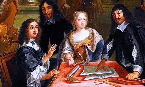 La reina Cristina de Suecia y el final de Descartes