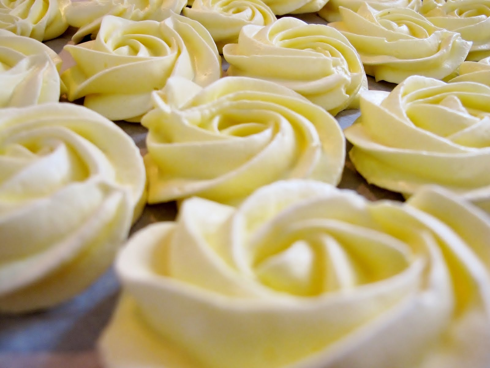 Lemon Meringue Cookies Morning glory bakes: lemon meringue cookies