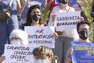 Huelga de Educación en Euskal Herria