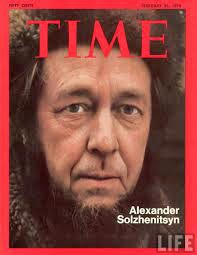 Alexander Solzhenitsyn's Two Hundred Years Together confirms Jewish character of Bolshevism