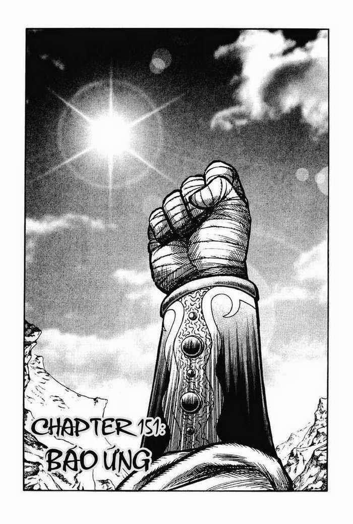 Chú Bé Rồng - Ryuuroden chap 151 - Trang 1