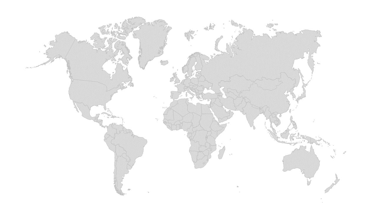 세계지도 도형_World map | LEEHYEKANG *친절한 혜강씨 (HanZi)