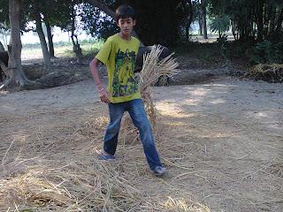 Utkarsh Aashi Dhawanriya village