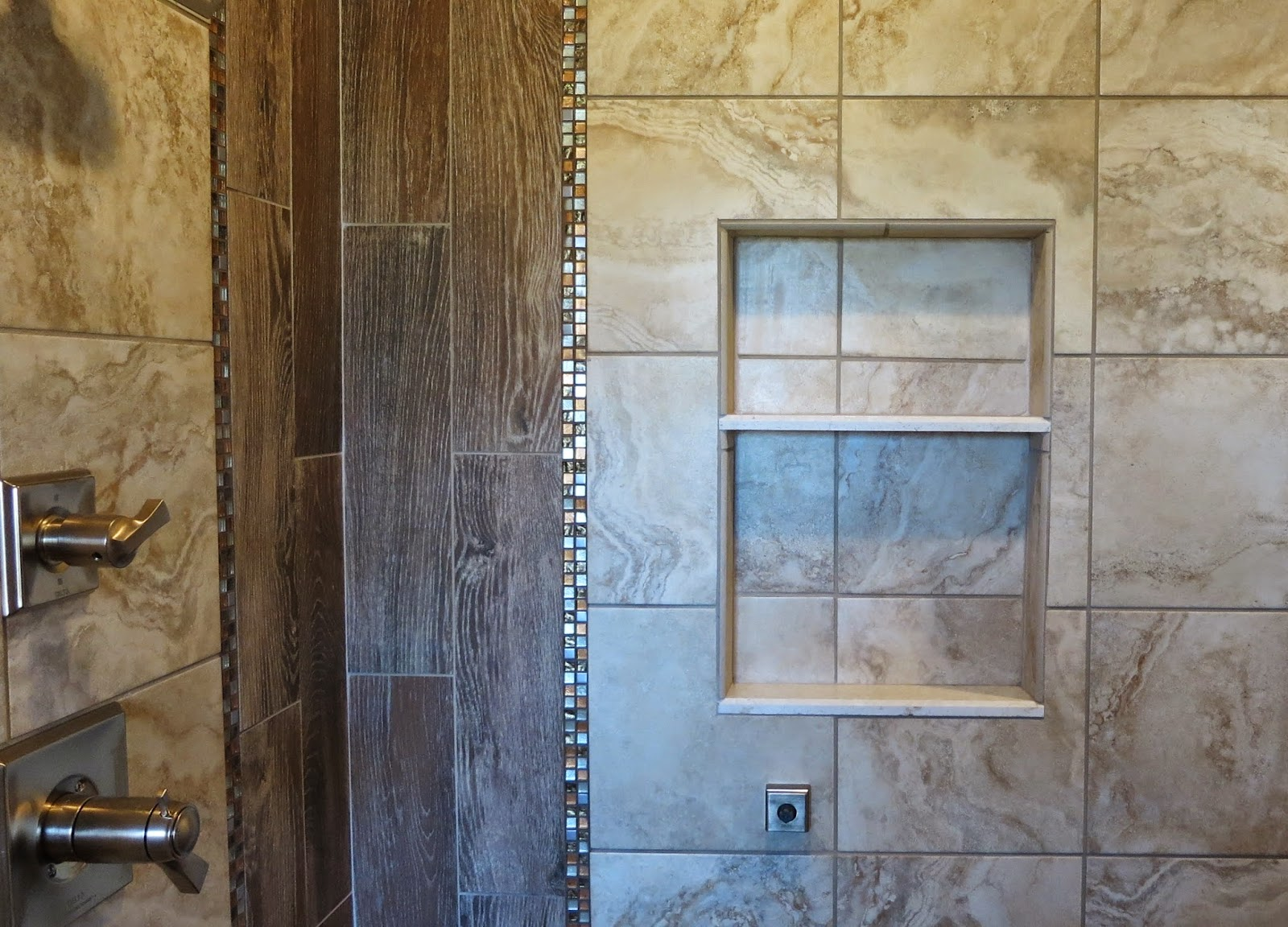 Mind-blowing Master Bathroom Shower Tile | H.Winter Showroom Blog