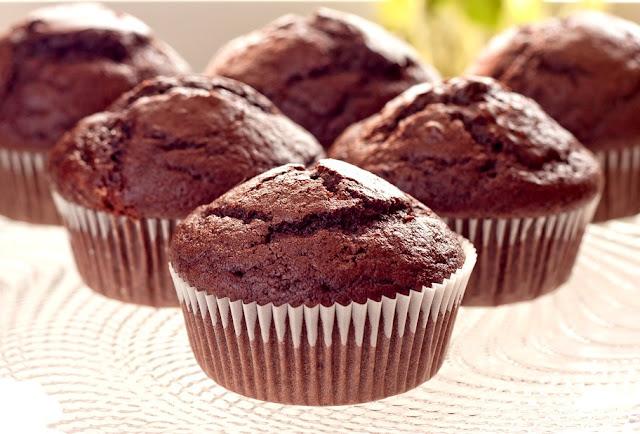 Muffin al Cioccolato - Ricetta Senza Burro