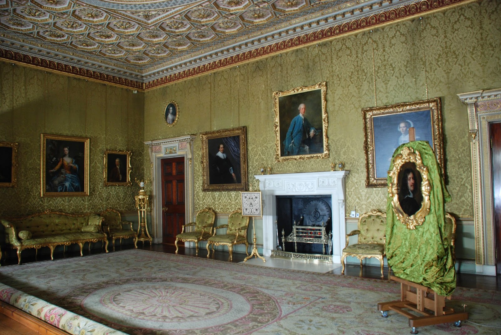 The drawing room, Osterley Park