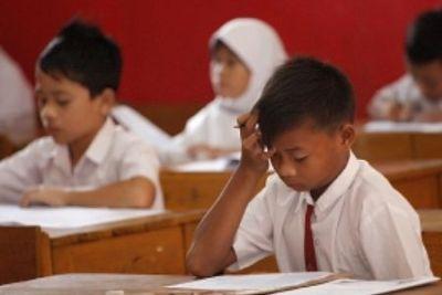 4 varian soal US itu dibuat agar siswa tak bekerja sama dalam ujian.