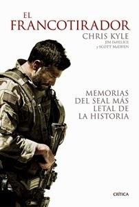 Ranking Semanal: Número 12. El francotirador, de Chris Kyle.
