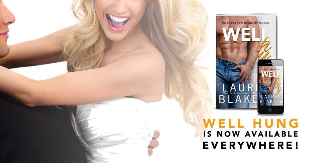 Well Hung Release Day Blitz