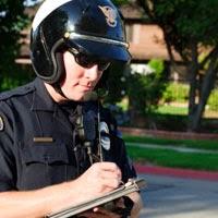 cop, police, ticket