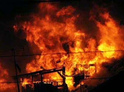 Kebakaran Harco Mangga Dua