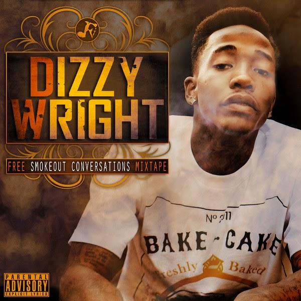 Dizzy Wright - Free SmokeOut Conversations (Mixtape)  Cover