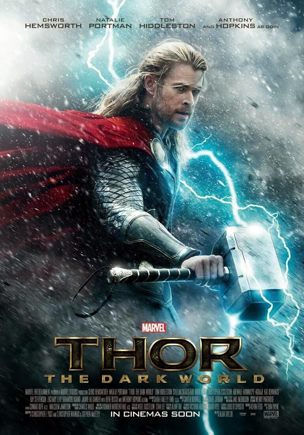 Thor 2 The Dark World Master พากย์ไทย FullHD