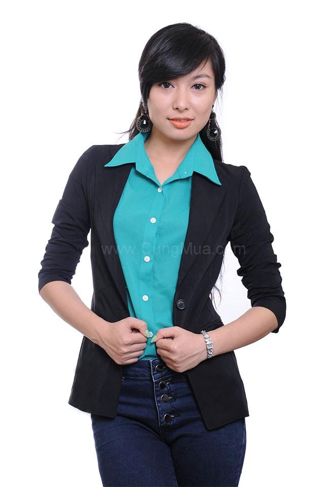 Thoi trang nam nu dep Xuong chuyen nhan may gia cong