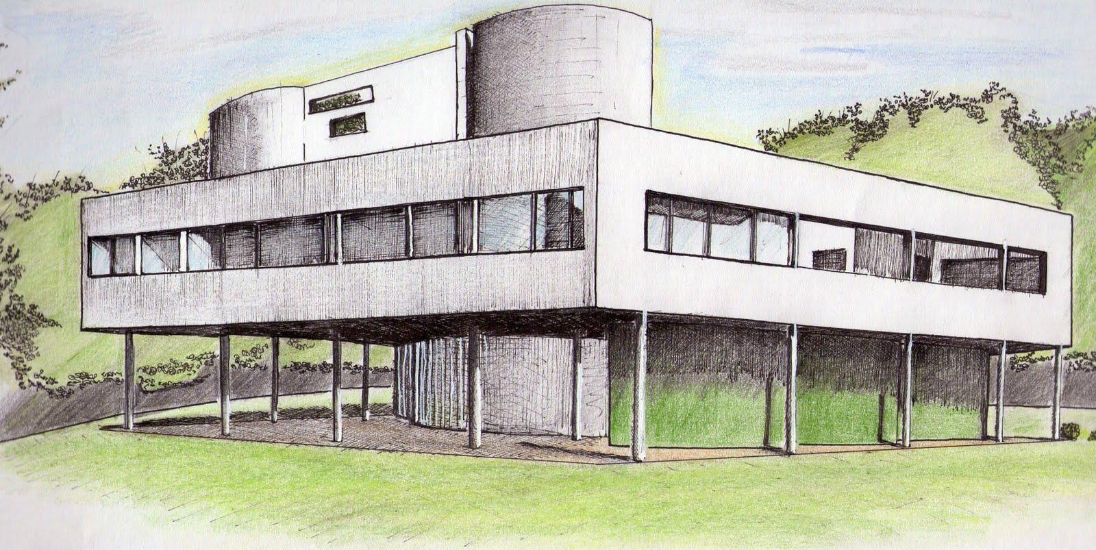 Apuntes revista digital de arquitectura apuntes y bocetos 2 for 5 tecnicas de la arquitectura