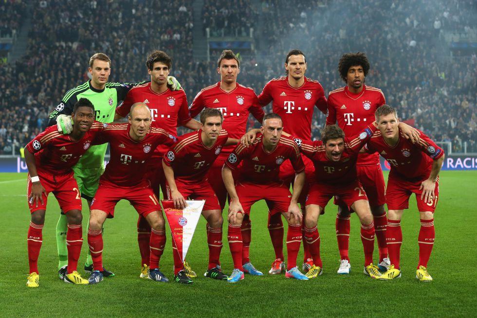 Image Result For Chelsea Vs Bayern Munchen