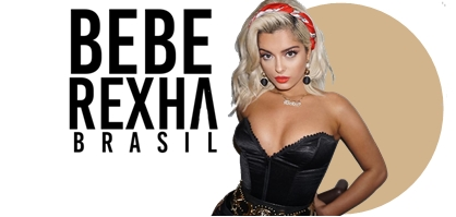 Bebe Rexha Brasil