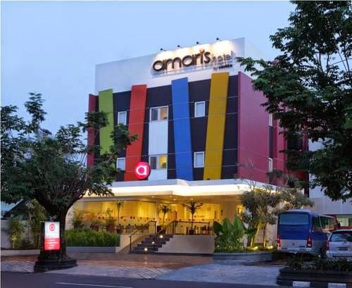 hotel di tugu  Jogja Amaris
