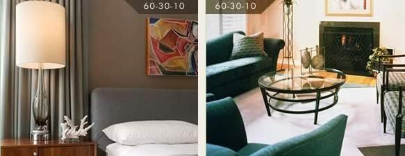 decorando casas Soluções verdes para cores de sua casa
