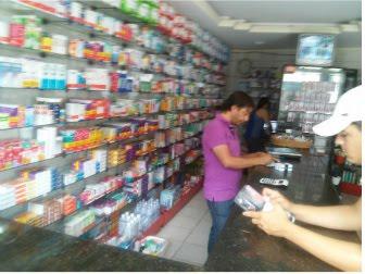 Patrocinador Farmacia Santa Terezinha