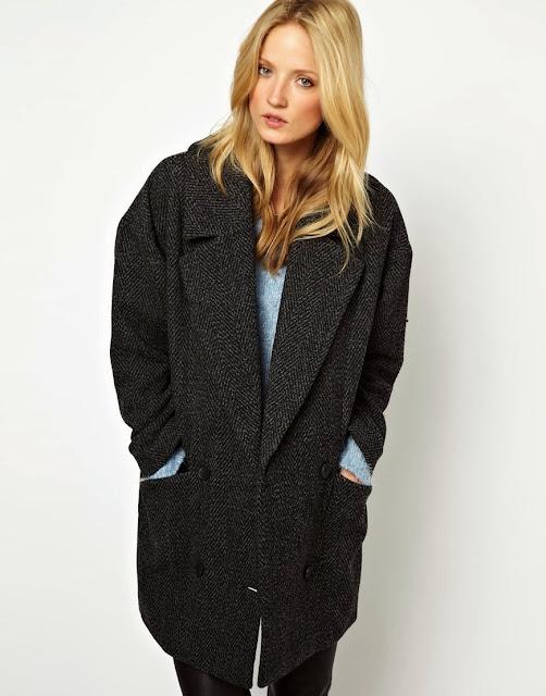 wool tweed coat