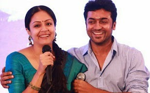 Suriya At Jyothika's 36 Vayadhinile Audio Launch Photos