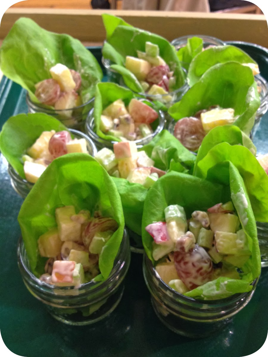 Eckert's Country Store & Farms: Apple Waldorf Salad