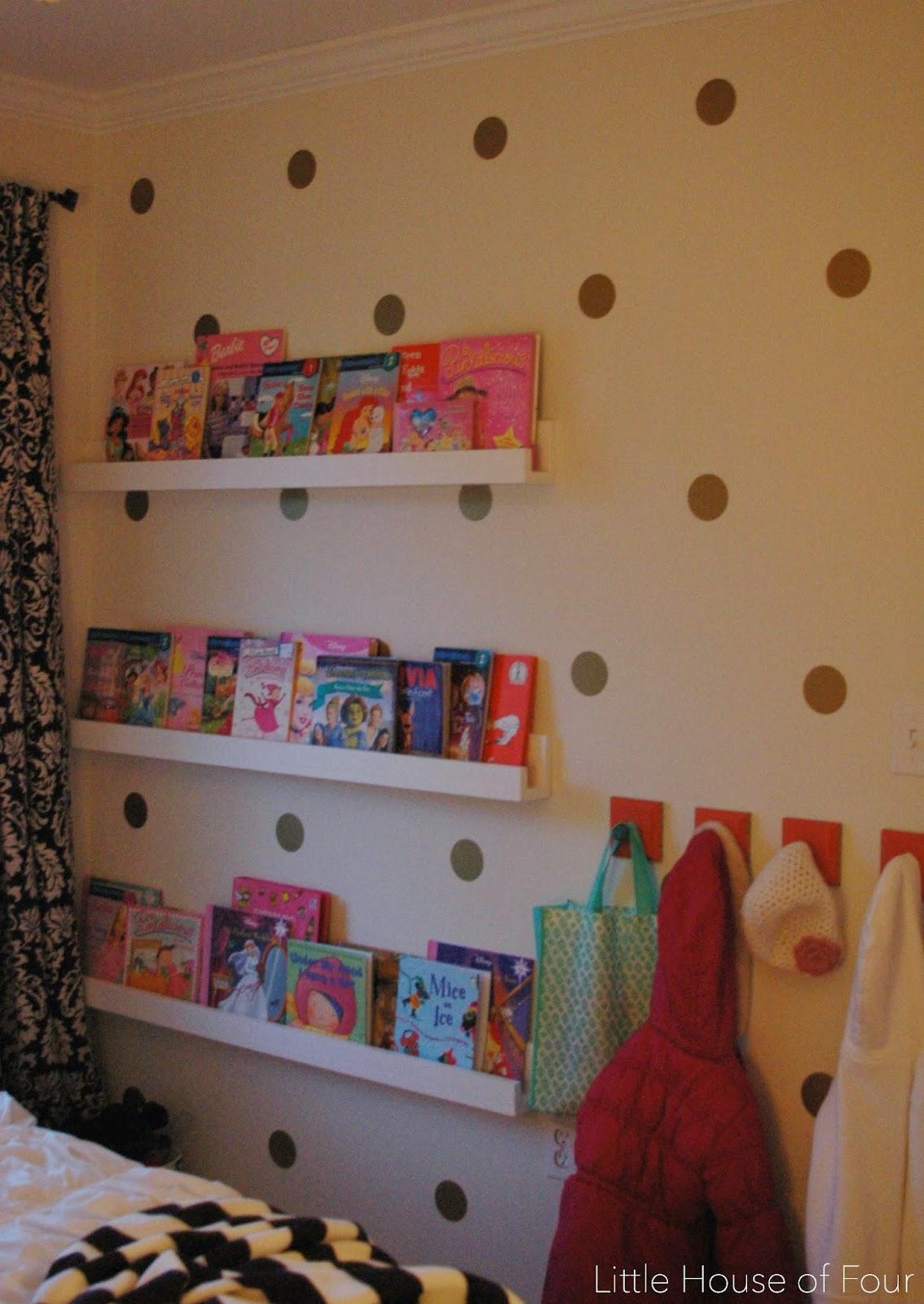 Organized Craft Closet Using IKEAS Algot System