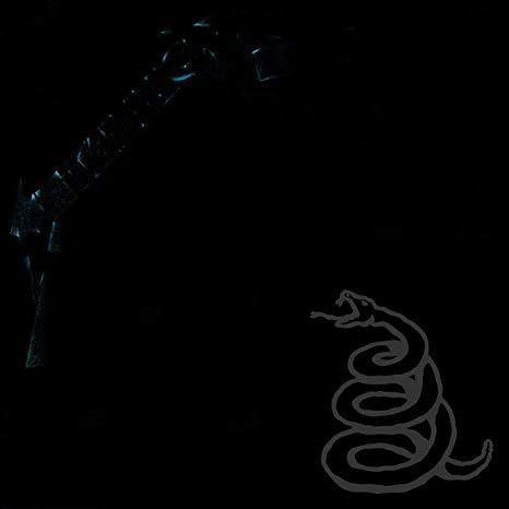 Η ΙΣΤΟΡΙΑ ΤΟΥ ΕΞΩΦΥΛΛΟΥ BLACK ALBUM ΤΩΝ METALLICA