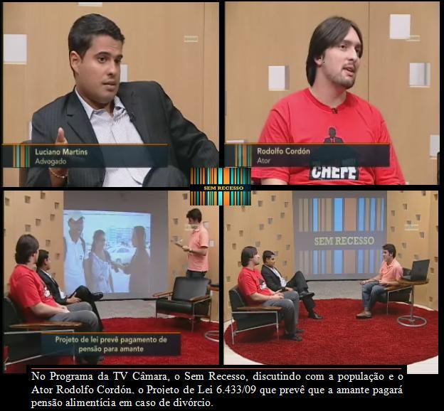 Programa Sem Recesso - TV Câmara
